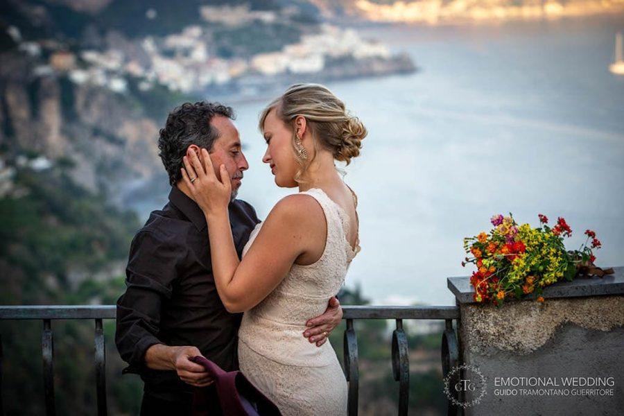 Elopement on the Amalfi Coast - Emily & Engin