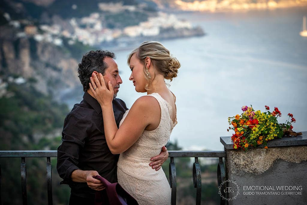 Elopement in Costiera Amalfitana - Emily & Engin