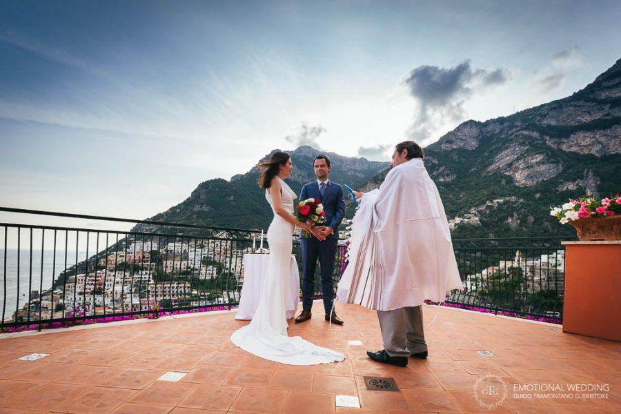 Positano Wedding Photographer - Adrienne & Sebastian