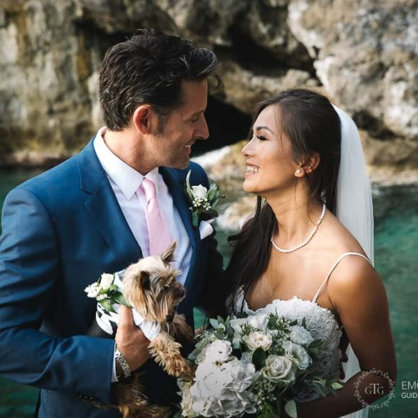 Matrimonio Misto in Costiera Amalfitana - Tran & Rob