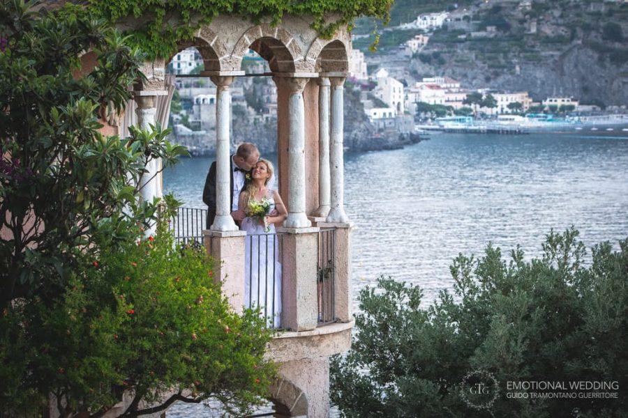 Wedding Photographer in Amalfi Coast - Orlaigh & Alan