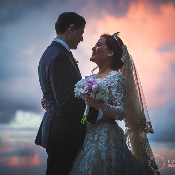 Amalfi Wedding Photography - Carissa & Alfredo