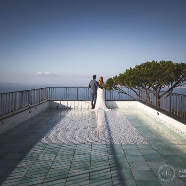 Sorrento Wedding Photographer - Arianna & Trevor